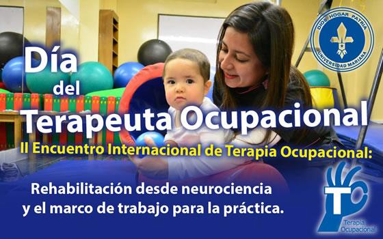 II ENCUENTRO INTERNACIONAL DE TERAPIA OCUPACIONAL