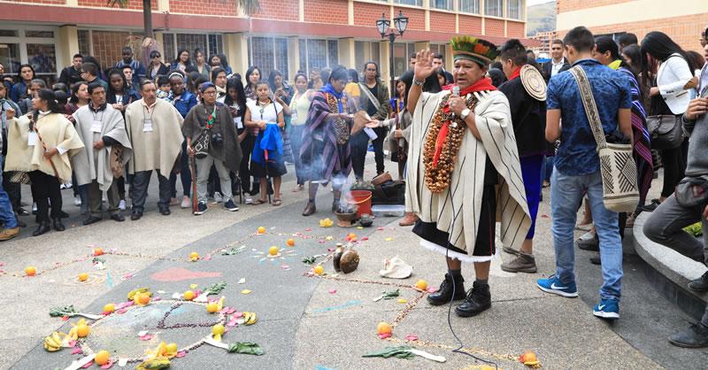 IV COLOQUIO DE EDUCACIÓN SUPERIOR E INTERCULTURALIDAD EN COLOMBIA