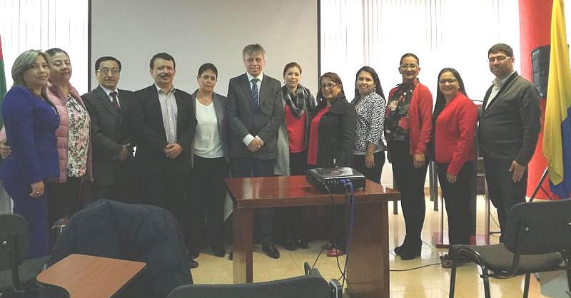 I ENCUENTRO BINACIONAL DE APOYO A COMUNIDADES EDUCATIVAS DE FRONTERA