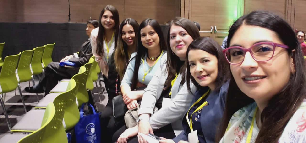 DOCENTES Y ESTUDIANTES PRESENTAN PROYECTOS EN CONGRESO NACIONAL DE INVESTIGACIÓN E INNOVACIÓN AMBIENTAL