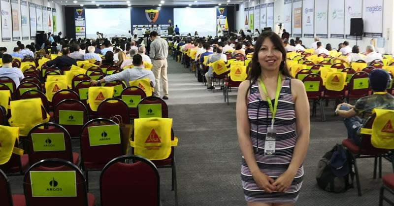 Docente de la Universidad Mariana participó como conferencista en Congreso Nacional de Ingeniería