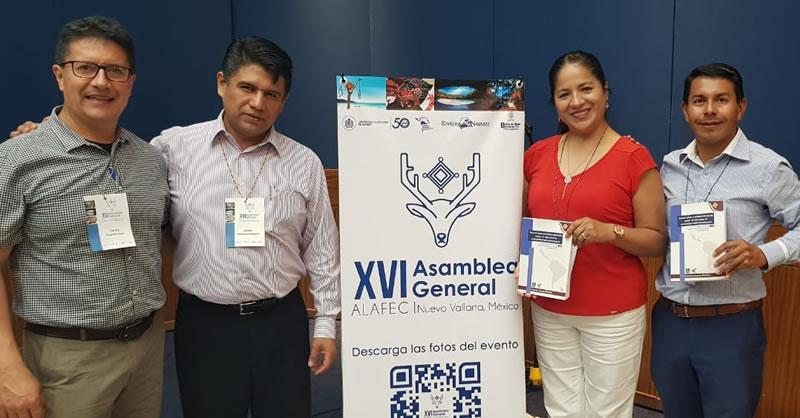 U. MARIANA PRESENTE EN ASAMBLEA DE LA ASOCIACIÓN LATINOAMERICANA DE ESCUELAS DE CONTADURÍA Y ADMINISTRACIÓN EN MÉXICO