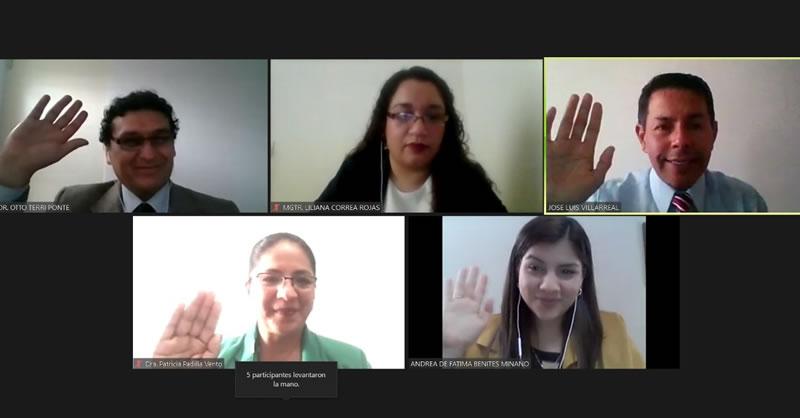 Identidad Contable presente en celebración del Día del Contador Público Peruano
