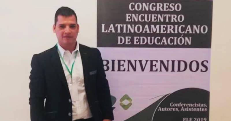 PRESENTACIÓN DE TRABAJO INVESTIGATIVO EN ENCUENTRO LATINOAMERICANO DE EDUCACIÓN