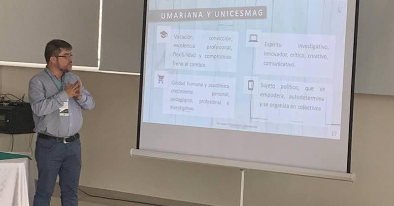 DOCENTES DE UNIVERSIDAD MARIANA ASISTEN AL ENCUENTRO LATINOAMERICANO DE EDUCACIÓN 2019