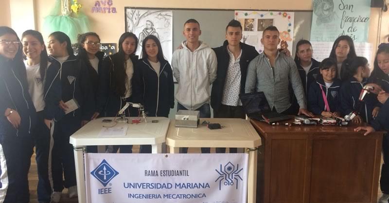 INICIATIVA DE INVESTIGACIÓN DE ESTUDIANTES DE INGENIERÍA MECATRÓNICA
