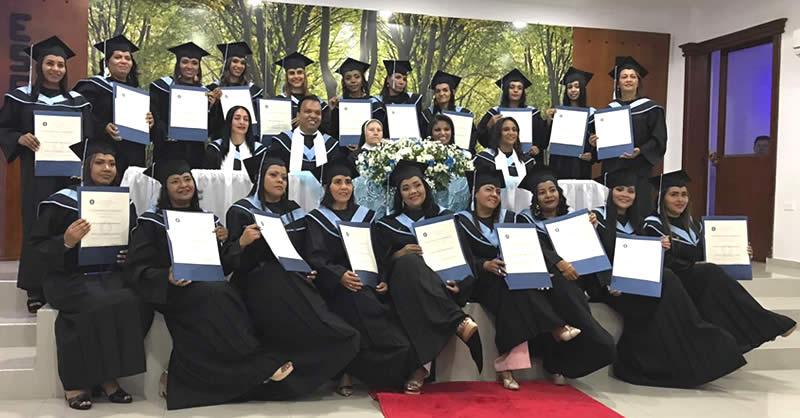 SEGUNDA PROMOCIÓN DE LICENCIATURA EN EDUCACIÓN PREESCOLAR VALLEDUPAR - CESAR
