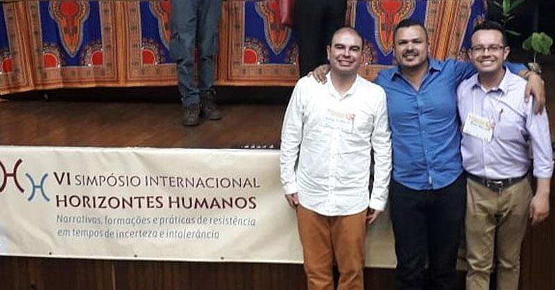 PARTICIPACIÓN VI SIMPOSIO INTERNACIONAL HORIZONTES HUMANOS