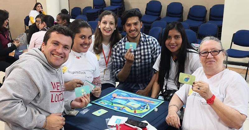 'INSPIRETECH', UN ESPACIO PARA APRENDER DE TECNOLOGÍA Y TELECOMUNICACIONES