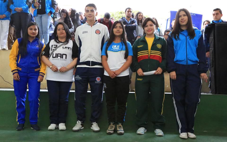 Inaugurados Juegos Universitarios Ascun