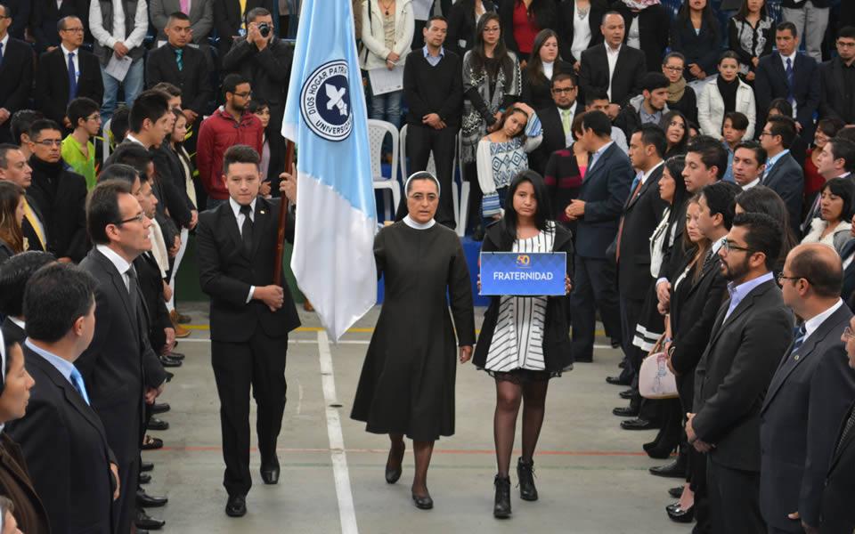 APERTURA PREPARACIÓN CINCUENTENARIO UNIVERSIDAD MARIANA