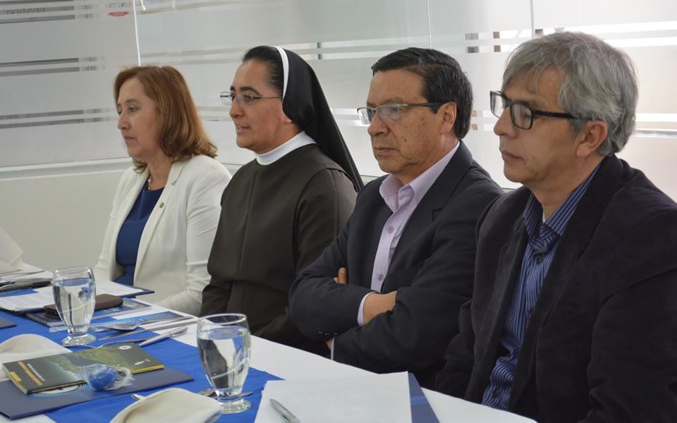 U. MARIANA PRESENTA PROGRAMA PAZ Y TERRITORIO A ALCALDES DE NARIÑO