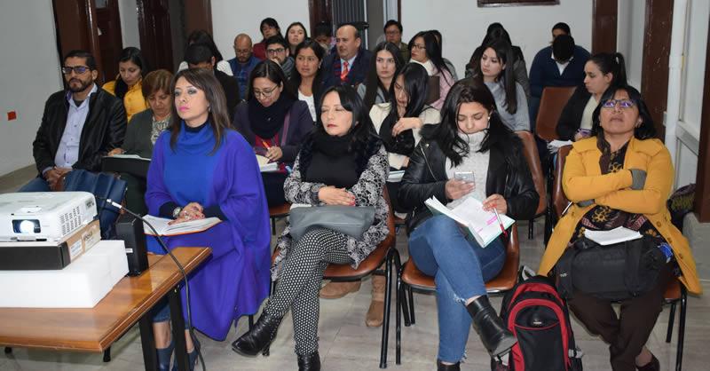 VICERRECTORÍA ACADÉMICA Y PROYECCIÓN SOCIAL DINAMIZARÁN PROCESOS DE EXTENSIÓN