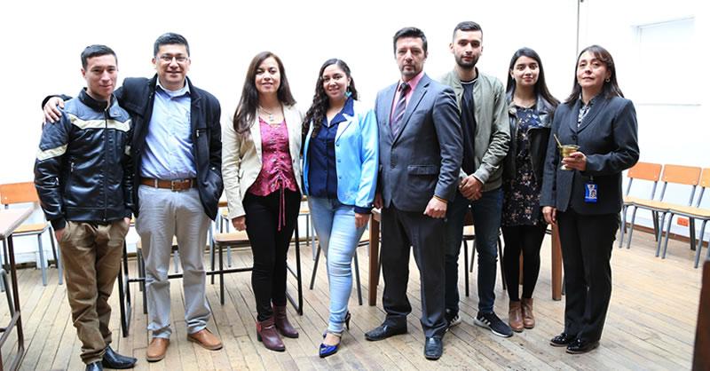 BENDICIÓN A INSTALACIONES REMODELADAS DE LA UNIDAD ACADÉMICA DE PROYECCIÓN SOCIAL