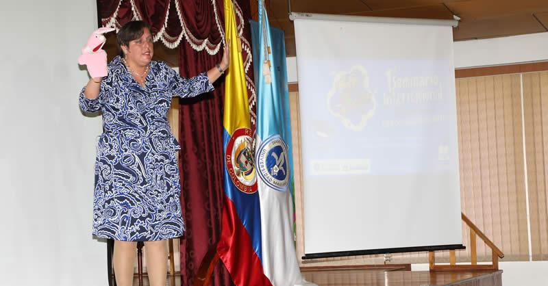 LA INNOVACIÓN, IMPORTANCIA EN PRIMER SEMINARIO INTERNACIONAL DE EDUCACIÓN INFANTIL