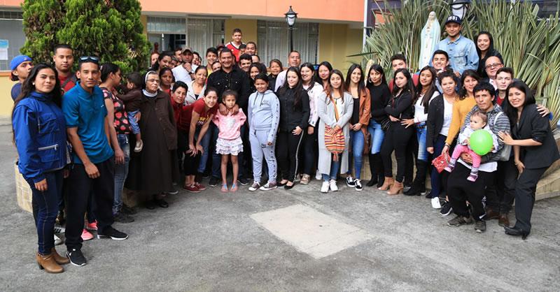 CAMPAÑA DE SOLIDARIDAD PARA FAMILIAS VENEZOLANAS