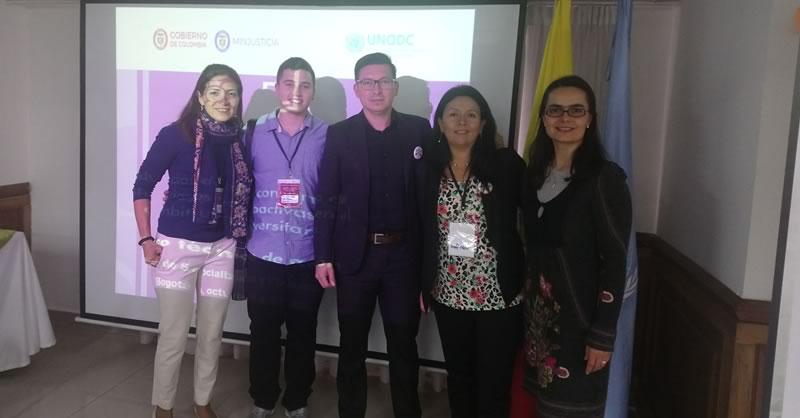 MARCO TÉCNICO DE ACCIÓN PARA REDUCIR CONSUMO DE SUSTANCIAS PSICOACTIVAS EN UNIVERSIDADES