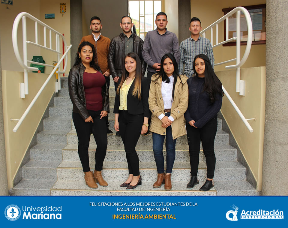 RECONOCIMIENTO ACADÉMICO A ESTUDIANTES DESTACADOS DE LA UNIVERSIDAD MARIANA