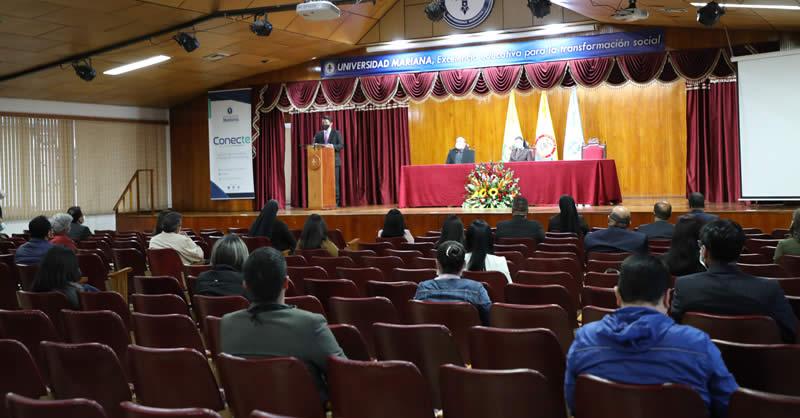 UNIVERSIDAD MARIANA LANZA EL NUEVO SERVICIO DE CONSULTORÍA Y FORMACIÓN EMPRESARIAL CONECTE