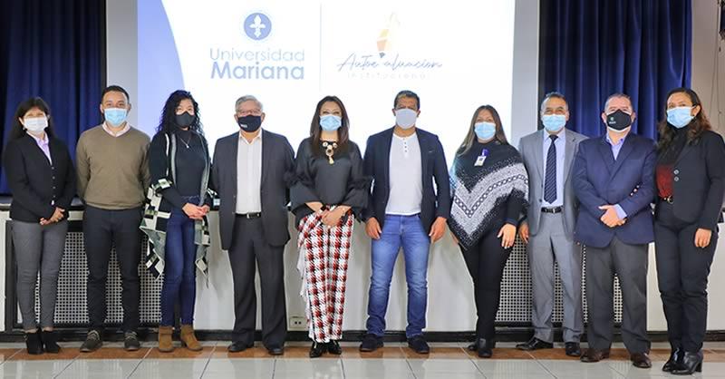 Universidad Mariana lideró el primer encuentro de Vicerrectores Académicos