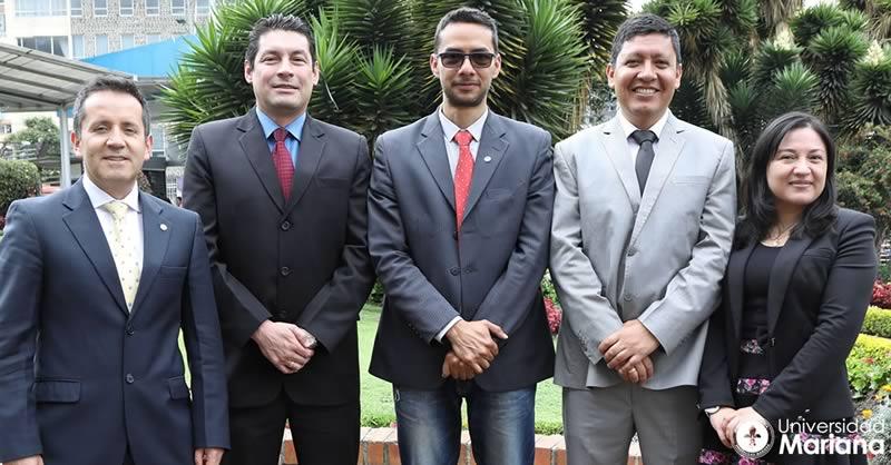 GRUPO DE INVESTIGACIÓN GISMAR, ENTRE LOS MEJORES DE COLOMBIA