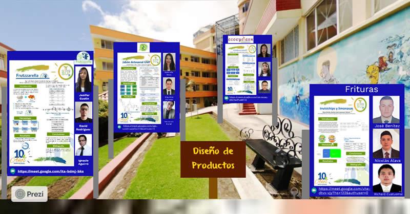 INGENIERÍA DE PROCESOS, ORGANIZÓ CON ÉXITO LA SEGUNDA FERIA VIRTUAL INNOVASUR 2020