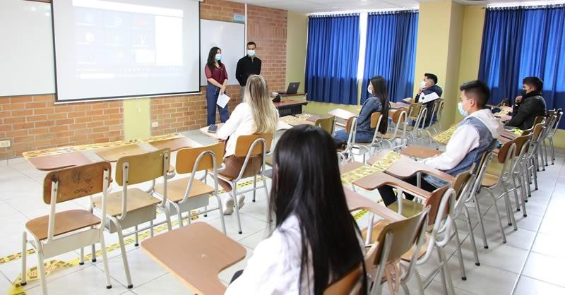 UNIVERSIDAD MARIANA INICIÓ ACTIVIDADES ACADÉMICAS EN MODALIDAD DE PRESENCIALIDAD CON ALTERNANCIA