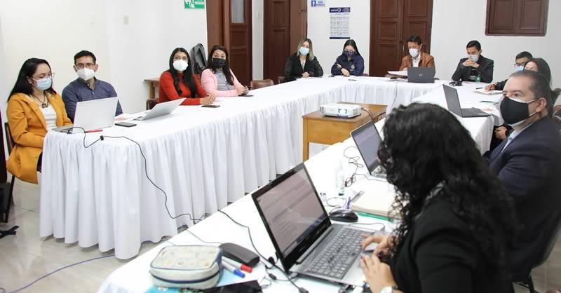 SE ADELANTÓ TERCERA JORNADA DE TRABAJO DE COORDINADORES Y DIRECTORES DE PROYECCIÓN SOCIAL