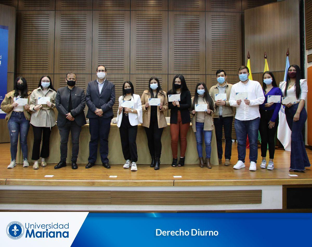Universidad Mariana - Mejores Promedios Académicos